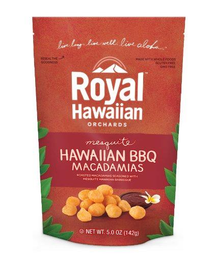 Hawaiian BBQ Macadamias