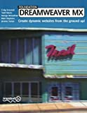 img - for Foundation Dreamweaver MX book / textbook / text book