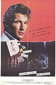Breathless - Movie Poster - 11 x 17