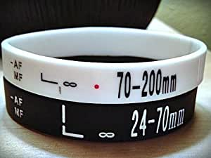 Fashion 70-200mm and 24-70mm Camera Lens Wristband