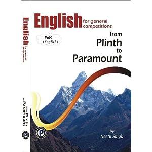 English Book By Neetu Singh