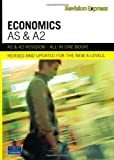 Mr Charles Smith Revision Express AS and A2 Economics ('A' LEVEL REVISE GUIDES)