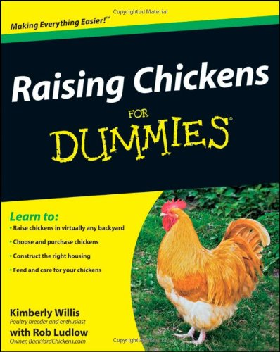 Raising Chickens For Dummies front-1059648
