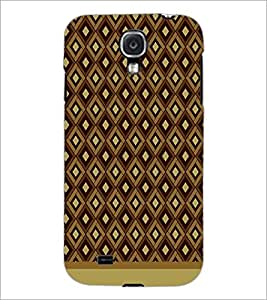 PrintDhaba Pattern D-1591 Back Case Cover for SAMSUNG GALAXY S4 (Multi-Coloured)