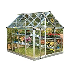 Snap & Grow Greenhouse w Venting and Weather Stripping