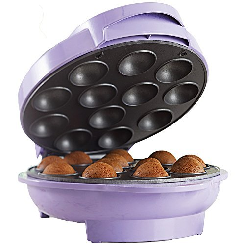 Cake Pop Maker Make A Dozen Pops Donut Holes Or Muffin Balls In Minutes (Donut Hole Machine compare prices)