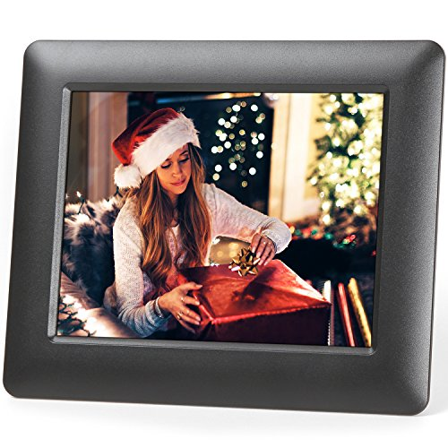 Micca M703 7-Inch 800x600 High Resolution Digital Photo Frame With Auto On/Off Timer (Black) (Photo Digital Album compare prices)