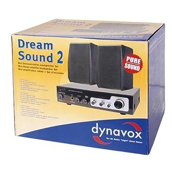 SURROUND SOUND SYSTEM SET-NOIR, 2 X 75 W, Y COMPRIS LES AMPLIFICATEURS ET HAUT-PARLEURS