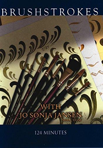 Brushstrokes (Jo Sonja Brushes compare prices)