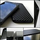 Apple iPhone 5 & 5S 3D Black Carbon Fibre Skin Kit - Full Body