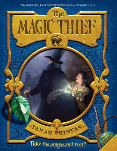 The Magic Thief: Book One (Magic Thief (Quality))