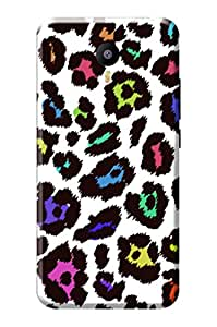 YU Yunicorn Designer Cover, Premium Quality Designer Printed 3D Lightweight Slim Matte Finish Hard Case Back Cover for YU Yunicorn + Free Earphone Cable Organizer