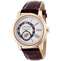 [ハンティングワールド]HUNTING WORLD 腕時計 クレセンテ オフセンター クオーツ HW910PSIBR メンズ 【正規輸入品】