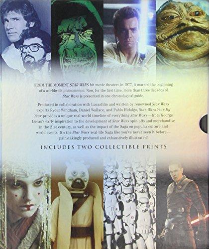 Star Wars Year by Year: A Visual Chronicle (Star Wars (DK Publishing))