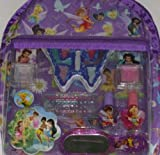 Disney Fairies Cosmetic Set - Backpack, Purple