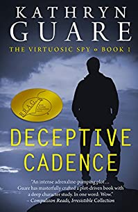 Deceptive Cadence by Kathryn Guare ebook deal