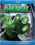 Cover art for  Hulk [Blu-ray]