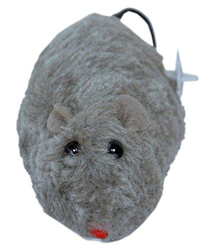 Topvera Grey Rat Soft Toy