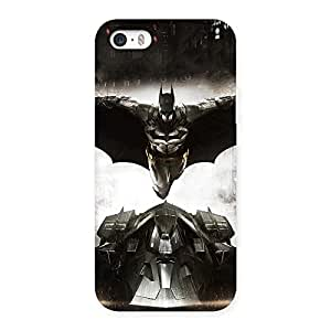 Radiant Knight Car Designer Back Case Cover for iPhone SE