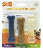 Nylabone Healthy Edibles Petit Value Pack