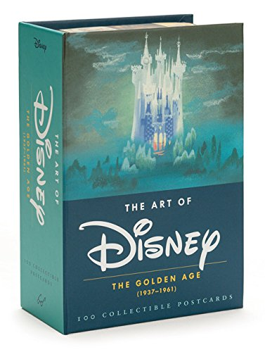 the-art-of-disney-the-golden-age-1937-1961