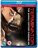 Terminator: The Sarah Connor Chronicles: The Complete First Season [Blu-ray][Region Free]