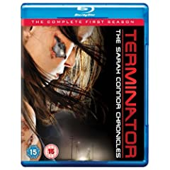 Terminator: The Sarah Connor Chronicles [Blu-ray]