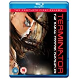 Terminator: The Sarah Connor Chronicles: The Complete First Season [Blu-ray][Region Free]by Lena Headey