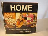 Home: Burlington House: 2 (A Studio book) (0670376655) by Baldrige, Letitia