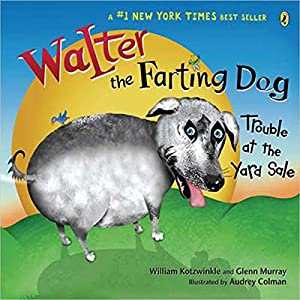 Walter the Farting Dog Audiobook