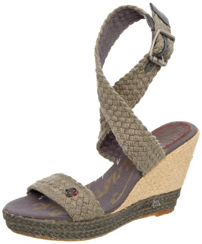 Wrangler Women's Imperial Land Grey Wedges Heels
