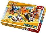 Trefl 18126 Puzzle Classique Looney Tunes 30 Pièces
