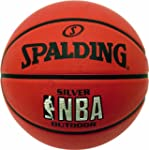 Spalding NBA Silver Outdoor 73-285Z B...
