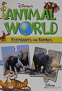 Elephants & Rhinos