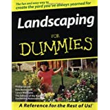 Landscaping For Dummies ~ Lance Walheim