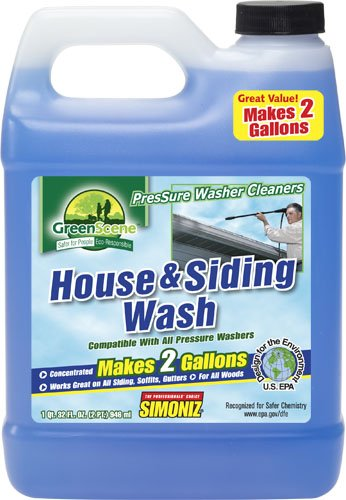 Simoniz GS21 Green Scene House and Siding Wash (Simoniz Pressure Washer compare prices)