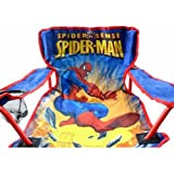 Kids Spiderman Folding Chair