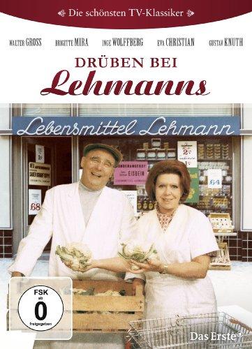 Die schönsten TV-Klassiker - Drüben bei Lehmanns [4 DVDs]