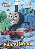Fun all Year (Thomas & Friends) (Super Coloring Book)