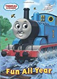 ISBN 9780375814952 product image for Fun all Year (Thomas & Friends) (Super Coloring Book) | upcitemdb.com