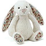 Jellycat - Blossom Bashful Bunny Cream - Soft Toy