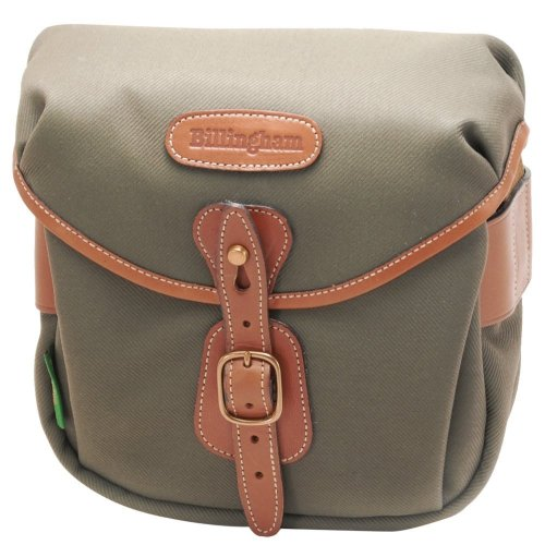 Billingham Hadley Digital FibreNyte Bag for Camera - Sage/Tan Black Friday & Cyber Monday 2014