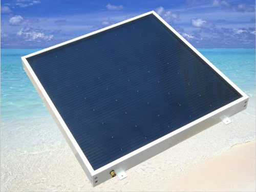 MH-37 Marine Solar Water Heater Panel