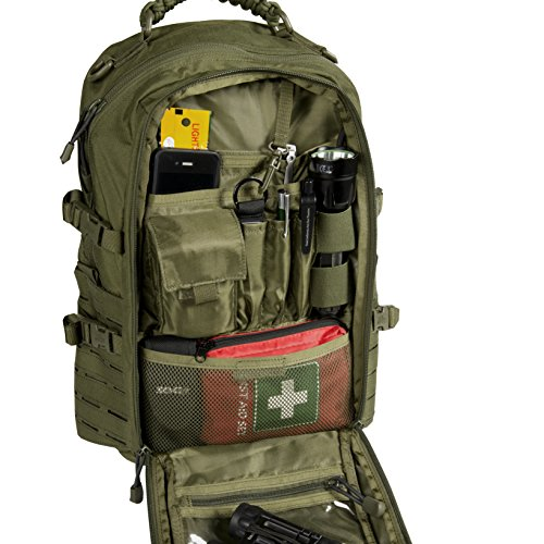 Tactical gear bug out bag
