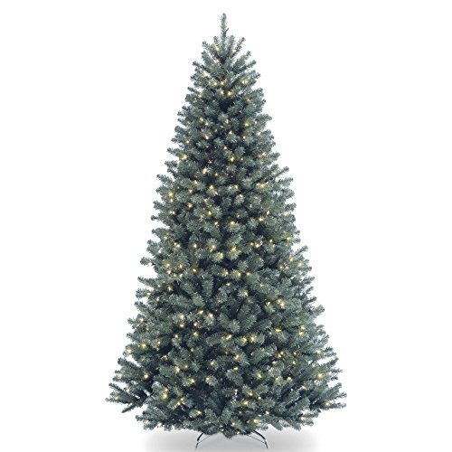 75-ft-North-Valley-Blue-Spruce-Hinged-Christmas-Tree-Clear