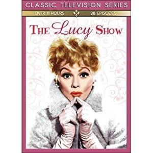 The Lucy Show 28 Episodes