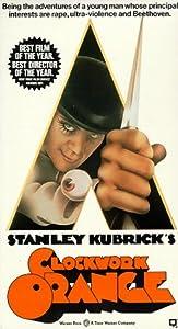 A Clockwork Orange [VHS]