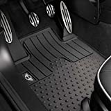 Mini Cooper All Weather Floor Mats - Mini Logo / Front