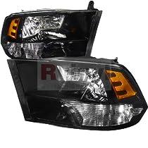 U Joints 06-08 Dodge Ram 2500 3500 1500 Mega Cab 4Pc Front Wheel Hub Bearing