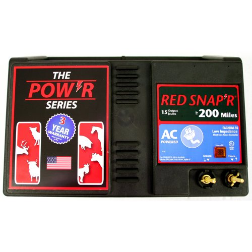 Red Snap'R Eac200M-Rs 200-Mile Ac Low Impedance Charger